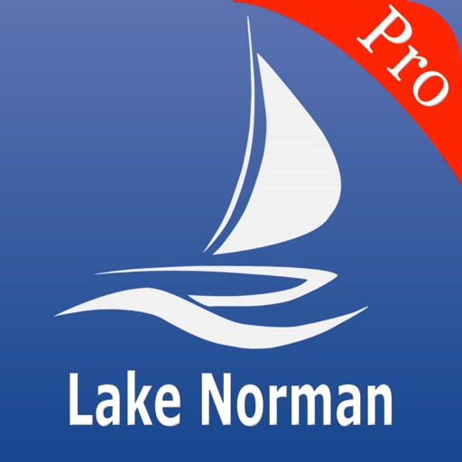Lake Norman Nautical Chart Pro