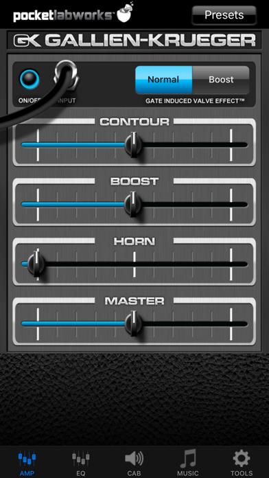 PocketGK - Bass Guitar Amp-0