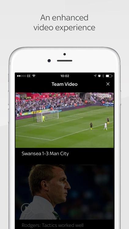 Sky Sports Live Football Score Centre screenshot-4