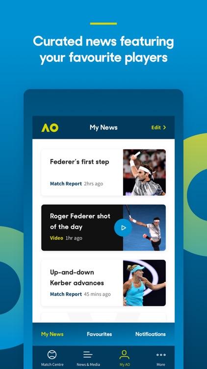 Australian Open Tennis 2018