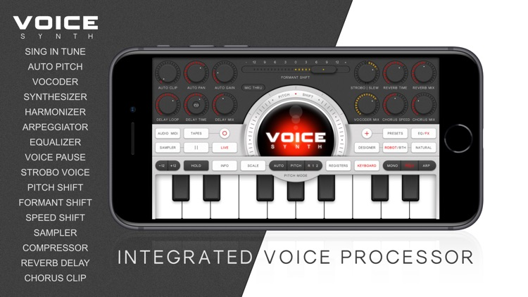 Voice Synth screenshot-0