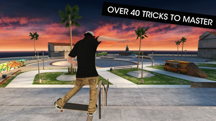 Skateboard Party 3: Pro screenshot-4