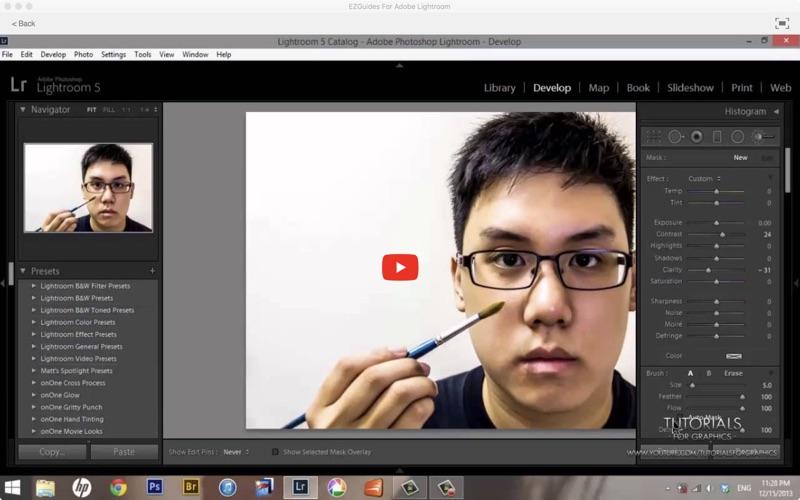 EZGuides For Adobe Lightroom screenshot 5