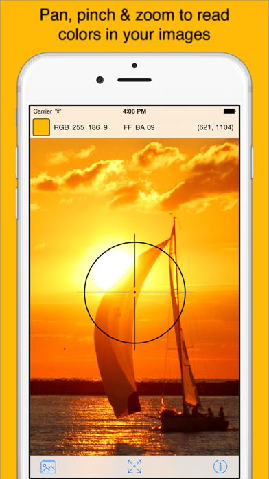 Pixel Picker - Image Color Picker screenshot one