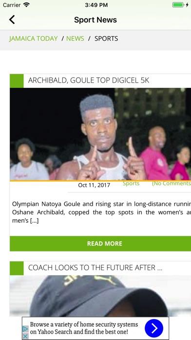 Jamaica Today screenshot 4
