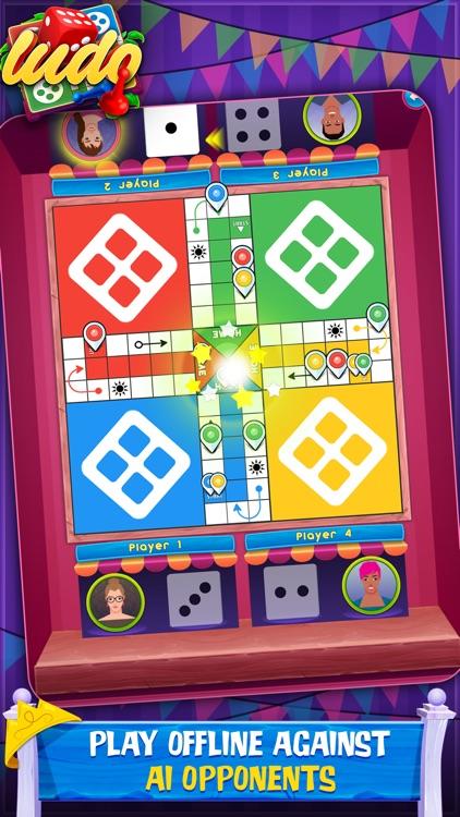 Ludo: Fun Online Dice Game screenshot-3