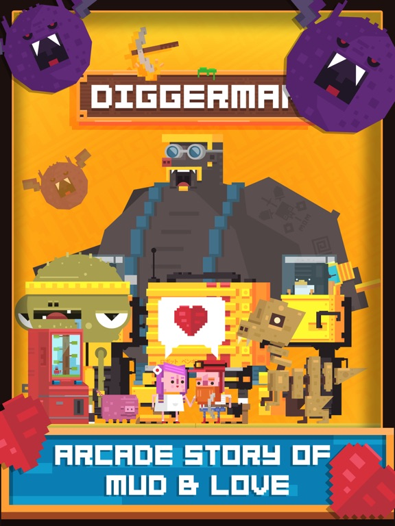 Diggerman screenshot 14