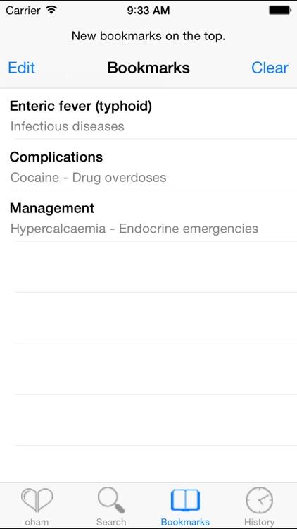 OH of Acute Medicine, 3 ED screenshot-4