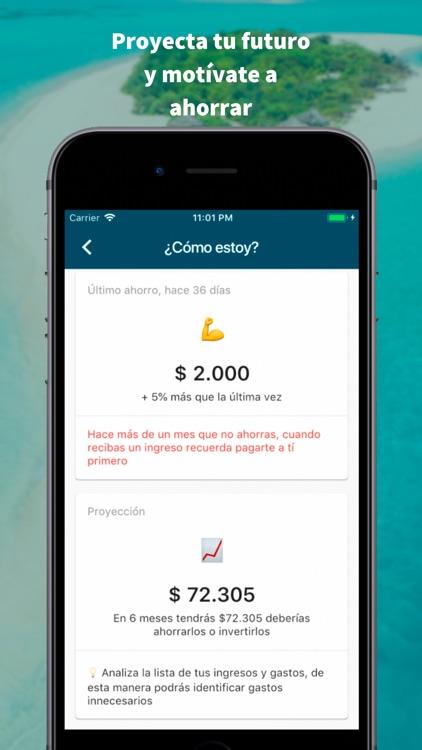 Tintina: Finanzas Personales screenshot-4
