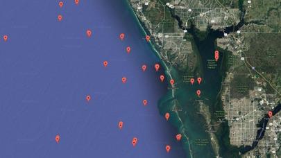Florida Reefs, Weather & Regs Screenshot