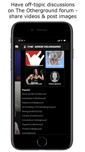 MMA Underground on the App Store