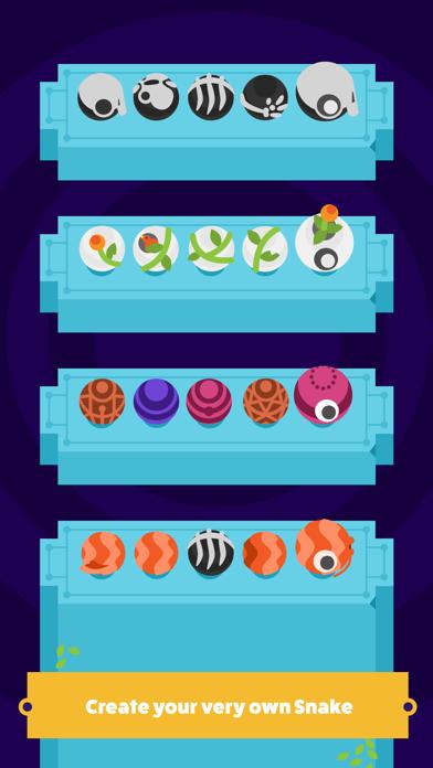 Snake Towers screenshot one