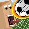 Christoph Matzka - Squarehead Soccer - Kickoff artwork