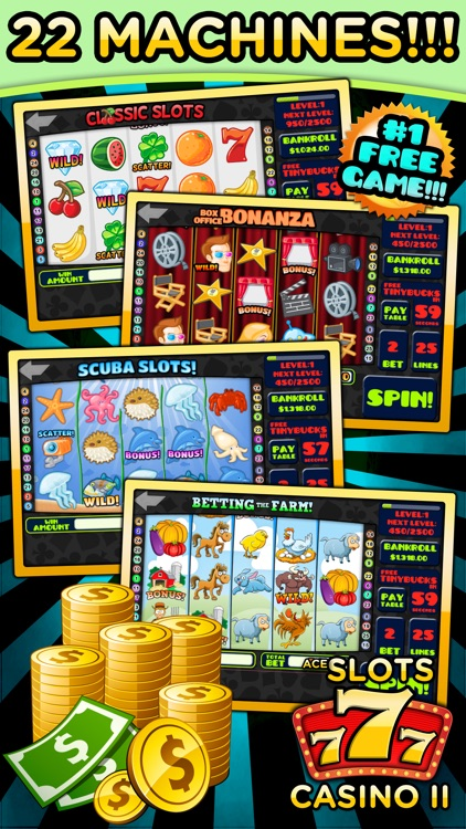 Ace Slots Machine Casino II screenshot-1