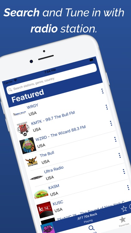 FM Radio: Fm, Am & Radio app