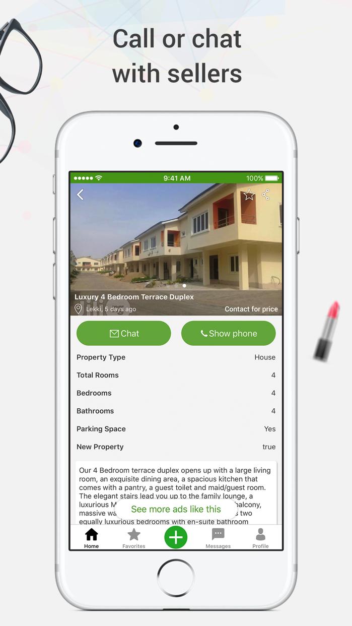 Jiji.ng Screenshot
