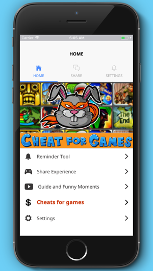Cheats for Games on the App Store