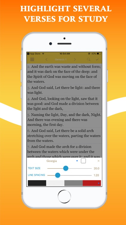 Bible In Basic English Pro screenshot-6