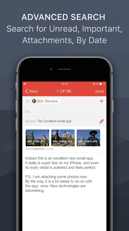 Email App for Gmail screenshot-3