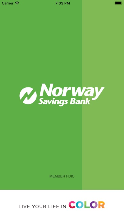 Norway Savings Mobile App