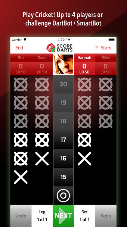 Score Darts Scorer Lite screenshot-4