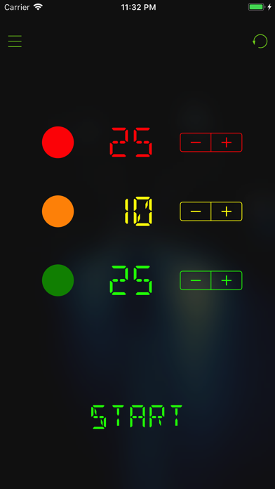 Signal Lights screenshot one