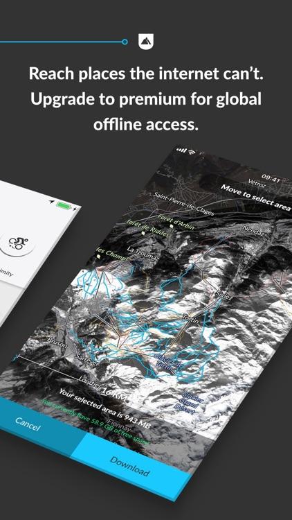 FATMAP: Ski, Bike & Hike Guide screenshot-4