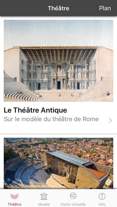 Screenshot #2 pour Théâtre et Musée d'Orange