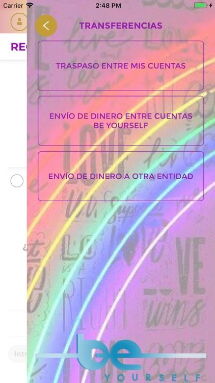 BE YOURSELF screenshot-3
