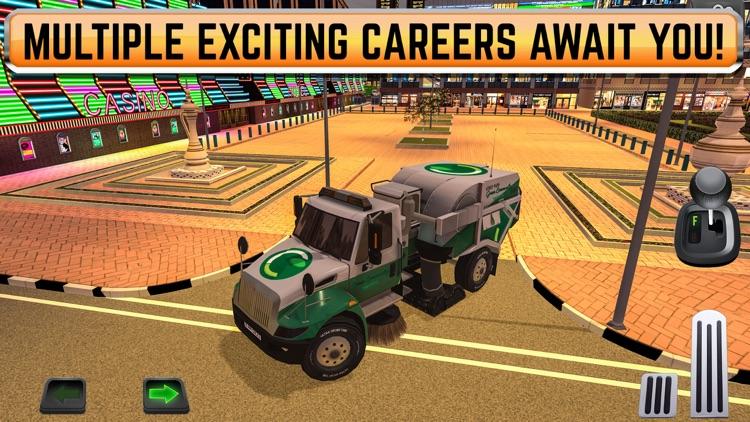 Emergency Driver Sim: City Hero screenshot-4