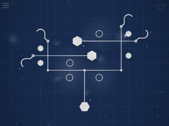 SiNKR: A minimalist puzzle screenshot 7
