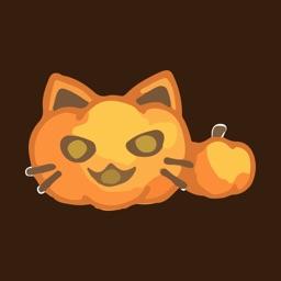 Halloween Kitty Cat Emojis App