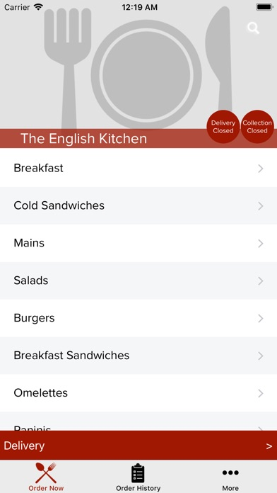 The English Kitchen Stoke screenshot 2