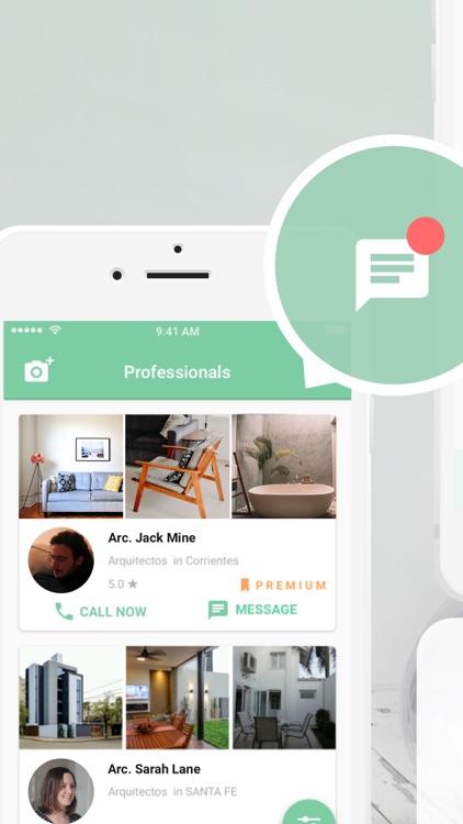 homify - modify your home screenshot-3