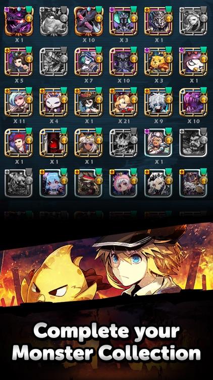 Monster Warlord screenshot-4