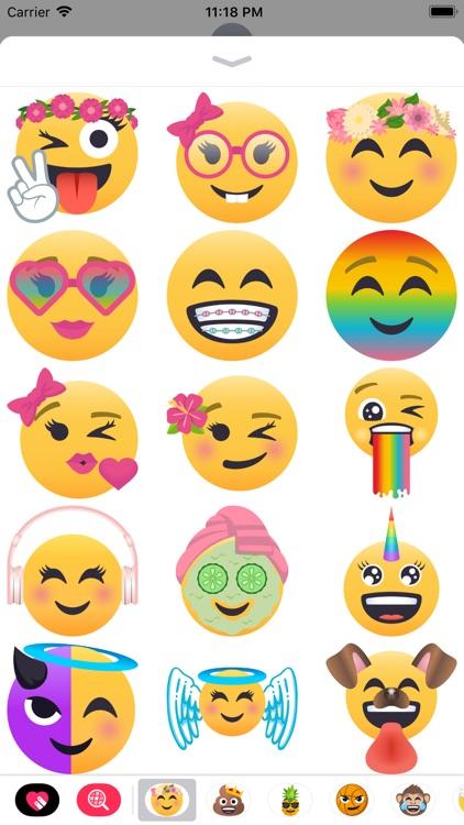 Sweet n Sassy by EmojiOne