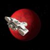 Benjamin Car Mat - Planet Wars ™ artwork