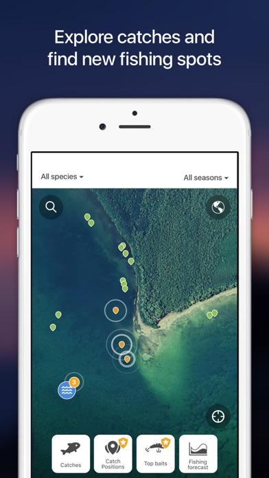 Fishbrain - Social Fishing app image