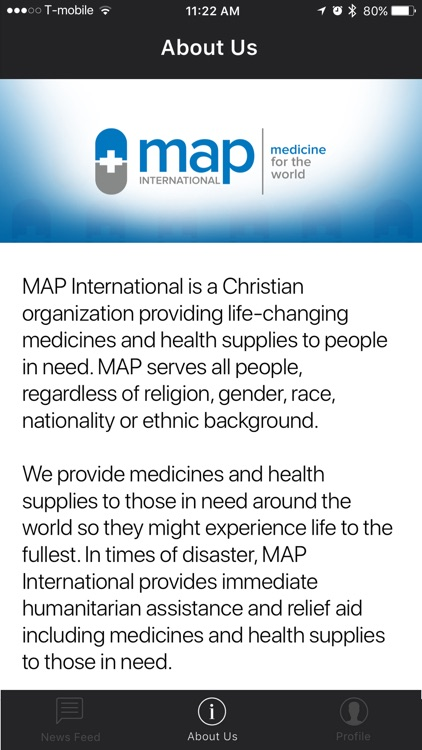 MAP International by ViewSpark, LLC