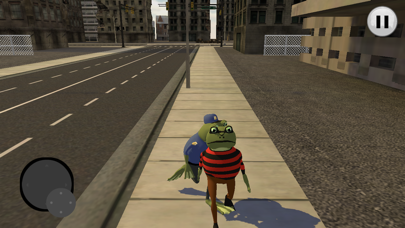 Amazing Frog Simulator Cityのおすすめ画像2