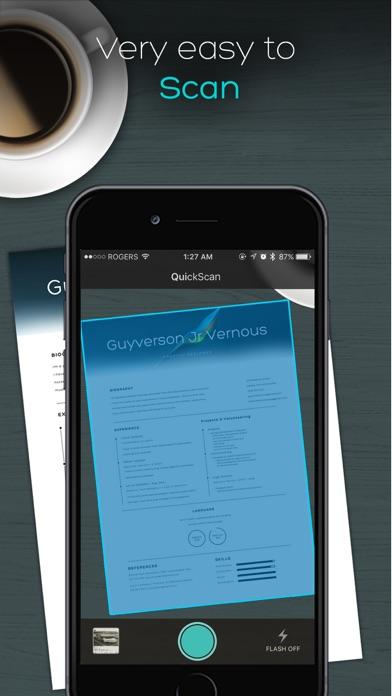 QuickScan: OCR Scanner Screenshots