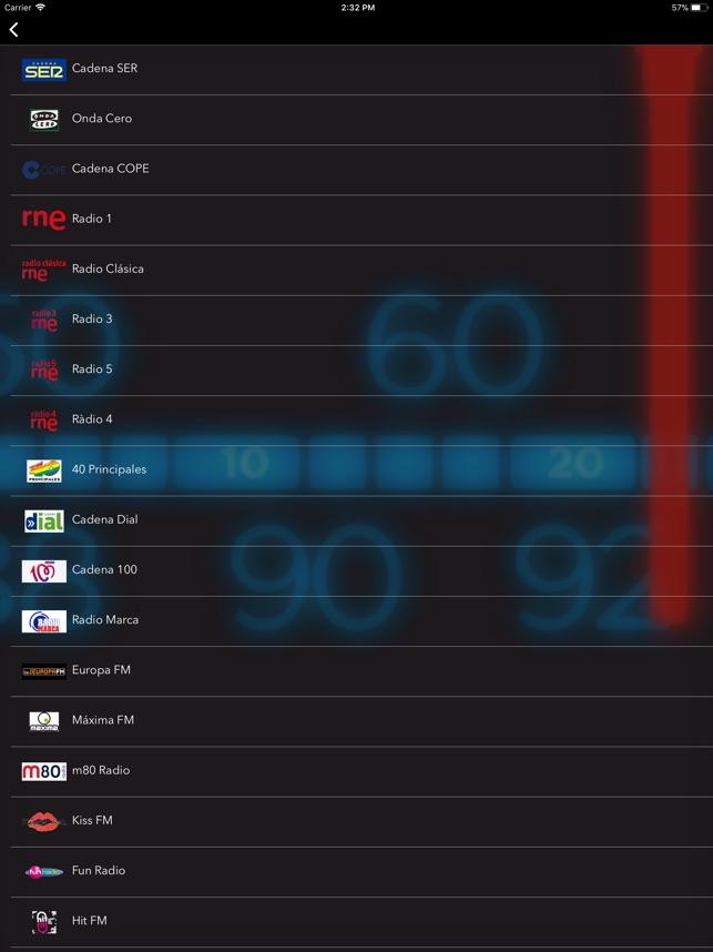 Spanish Radio Stations on the App Store