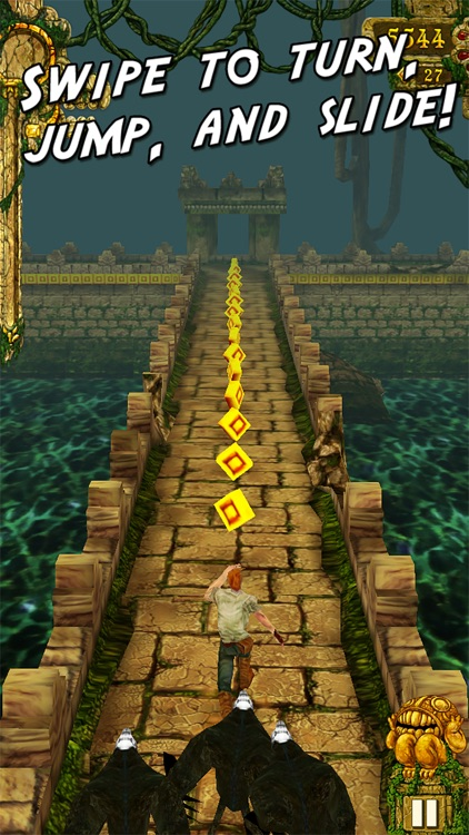 Temple Run screenshot-0