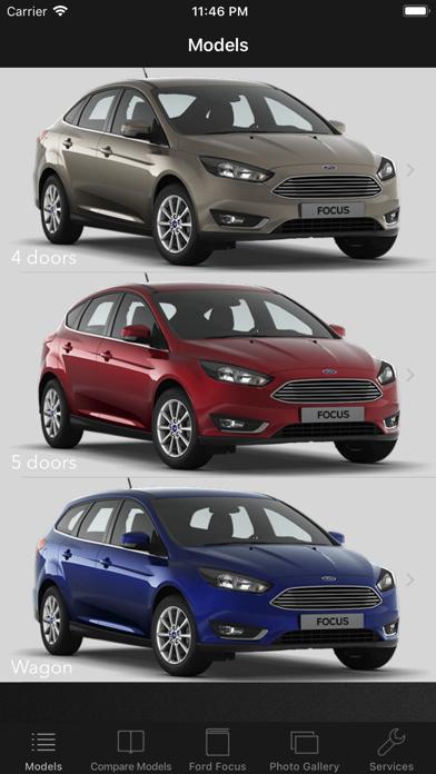 CarSpecs Ford Focus Mk3.5 2014