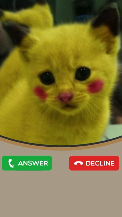 Cat Calling You! Fake Calls