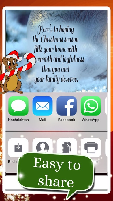 Christmas Greeting Cards - NEW screenshot 3
