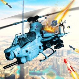 Helicopter Missile Attack