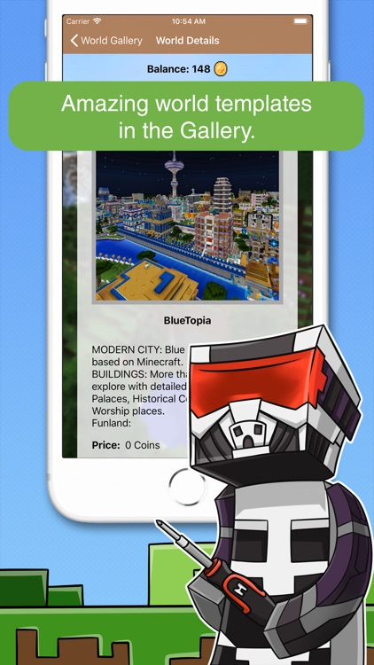 Bot Mods for Minecraft PE screenshot-3