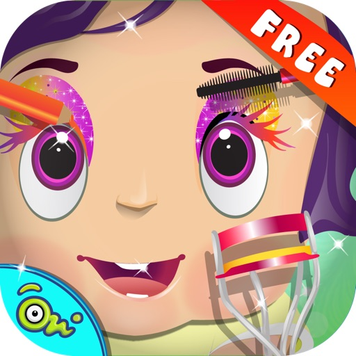 Baby Eye Makeup – Best Beauty Makeover in your Own Fashion Salon iOS App