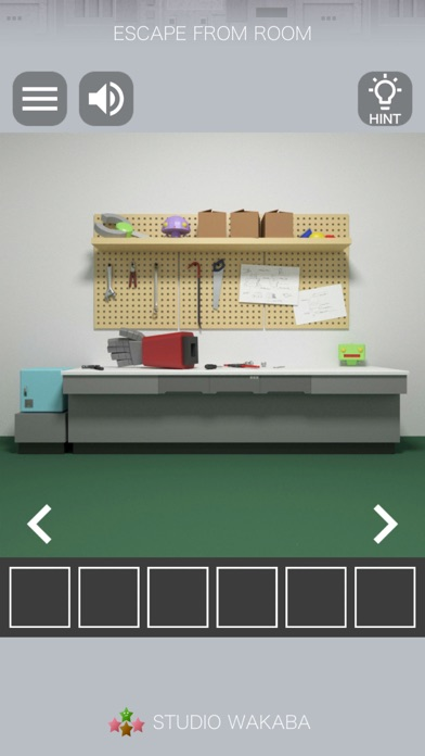 脱出ゲーム ドクターJのロボット研究所紹介画像3